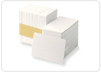 Cartões PVC Brancos